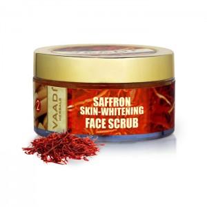 saffron-skin-whitening-face-scrub